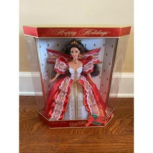 NEW 1997 Holiday Barbie